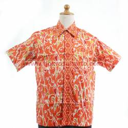 BPH 1198 Hem batik Soft sederhana L RZK