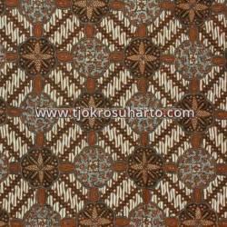 BBR 331 Batik Kombinasi Jogja Motif Suryoningrat Klithik SMT