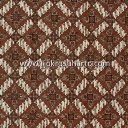 BBR 338 Batik Kombinasi Jogja Motif Ceplok Pergiwo SMT