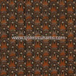 BBR 342 Batik Kombinasi Jogja Motif Krantil Cemeng SMT