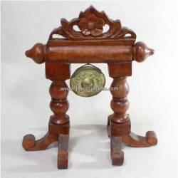 LGA 054 Miniatur Gayor gong Mini Bulat WYM