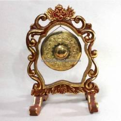 LGA 308 Miniatur Gayor gong Sungging Oval HB tg:30 lb:21 LGA 097