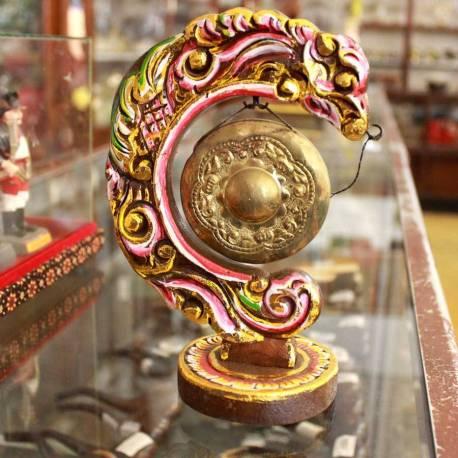 LGS 081 Miniatur Gong cat Lengkung Lingkaran LGS 059