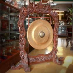 LGS 052 Gayor gong Bulat Lung-lungan kayu nongko WYM