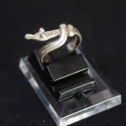 APC 036 Cincin Perak 925 Ular Polos