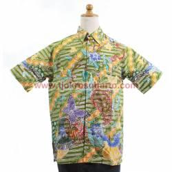 BPH 1195 Hem batik abstrak sederhana xL, LLL CLE