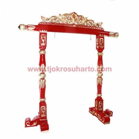 LGS 054 Gayor Gong lung Cat merah d:70 cm SRN