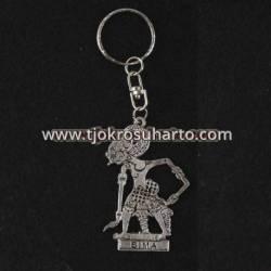 Gantungan Kunci logam Wayang Bimo TNI