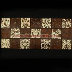 BLL 104 Sampel Batik Dinding Nitik SMT