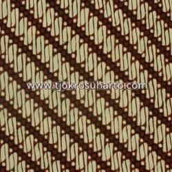 BAR 471 Batik Jogja Tulis Motif Parang Barong gurdo TNH
