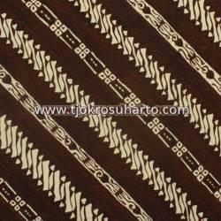 BAR 478 Batik Jogja Tulis Motif parang gendreh lung rujak cingur SRM BTN