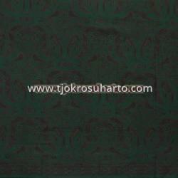 BHH 619 Bahan hem/rok warna lawasan Hijau Tua 220x100 cm HSN 11 A