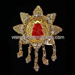 Bintang 8 ceplok HB krantil emas dmt 211 AGS