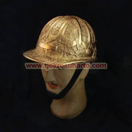 Helm Proyek Fiber emas SJD