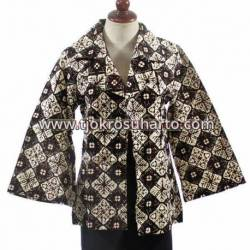 BPR 849 outer krah jas batik sogan BCP 374 L BTN