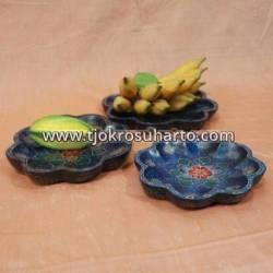 Tempat Buah mawar Batik set/3 (6) ZNL