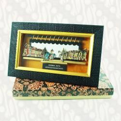 LPG 193 Pigura wayang kulit 26x16 cm anoman duto WWW
