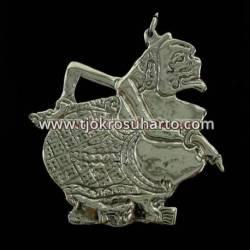 Liontin Wayang Semar Besar 9x8 cm WDI