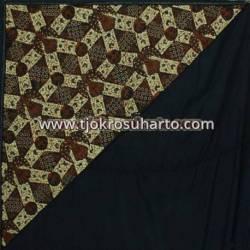 DHT 036 Udheng Yogya 1/2 lembar tulis wajik truntum (16) SMT
