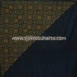 DHT 040 Udheng Yogya 1/2 lembar tulis puspo kencono (20) SMT