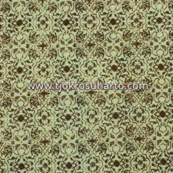 BCP 131 Batik Jogja Cap Motif ceplok bintang ANS