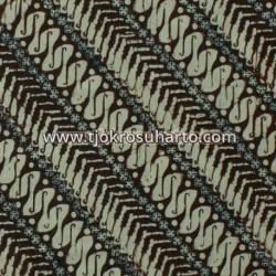 BCP 181 Batik Jogja Cap Motif Parang Cantel seling modang 240 cm