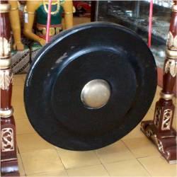 "LGA 046 Gong Besi Suwuk Barang hitam Laras 1"" Barang 70 cm SRN"