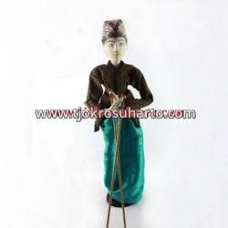 Wayang golek Gambyong Putra NNG