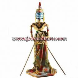 LCP 153 Wayang Golek 54 cm Bambang koco