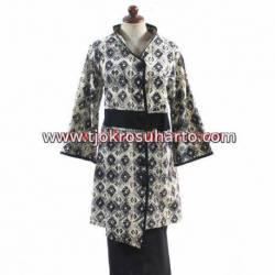 BPR 282 Dress Batik Kelengan Xl BTN