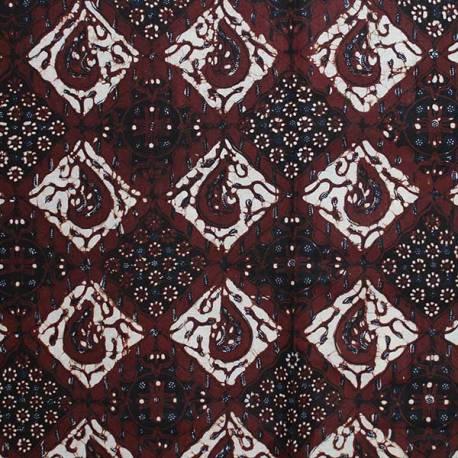 BCP 474 Batik Jogja Cap Motif Wirasat Besar RTI