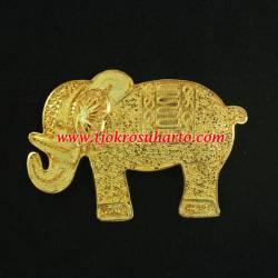 EPT 347 Bros trap sepuh emas Gajah 9x7 cm (4) SYT