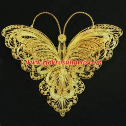 EPT 260 Bros trap sepuh emas kupu 13x10 cm (2) SYT