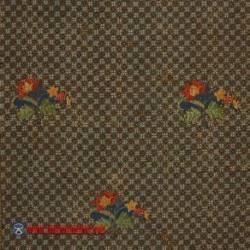 Bahan Hem/rok batik indigo  Kawung Ceplok boket 2,2x1,2 m ANS