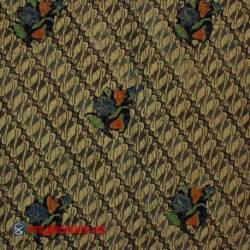 Bahan Hem/rok batik indigo Parang Gondosuli ceplok boket  2,2x1,2 m ANS