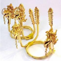 FPH 010 Kelat Bahu emas nogo Emas Tatah Batu