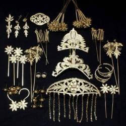 FSM 094 Perhiasan Manten Betawi 1 set FMM 259