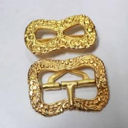 Timang emas Cor Bundar DMT 005 BNG