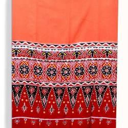 Sampur Polos Orange BB SBN MYT