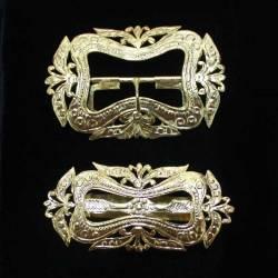 Timang emas Kuno Grajen Polos DMT 013