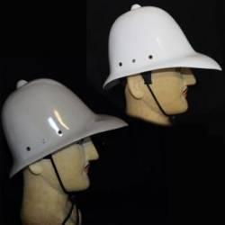 Topi Prajurit Inggris putih SJD