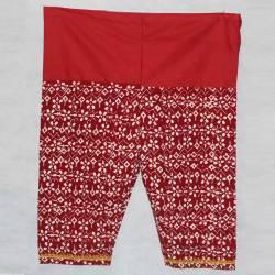 Celana Cinde Pendek Merah SGM/MYT