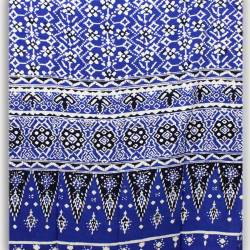Sampur Cinde Besar Biru B SBN HKB 212 MYT