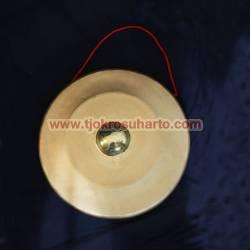 """Gong Bende Besi Laras 6"""" 30 cm SRN"""