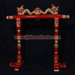 Gayor Gong Nogo Cat merah SRN