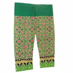 Celana Cakar Halus Panjang Hijau SGM