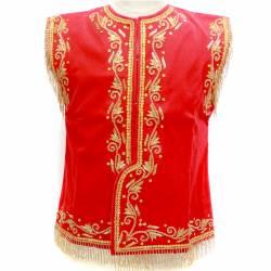 Baju Golek Yogya L Merah SGM