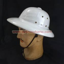 Topi Mandor Bulat Abu SJD