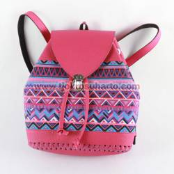 Tas Rangsel vinyl tribal WHY