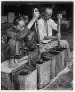 perlengkapan bantik canting mbabar